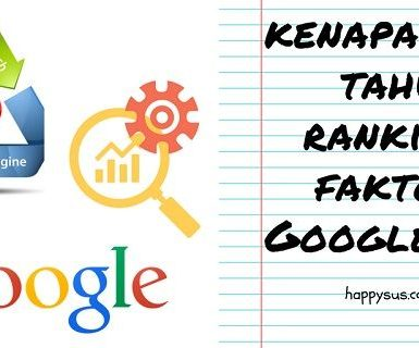 rangking factor in Google 2017